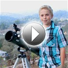 Telescopes for Kids: SpaceProbe 3 Altaz Reflector Telescope